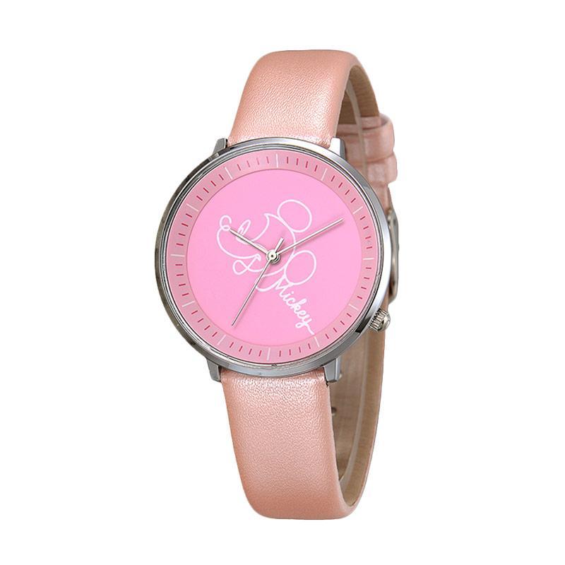 Disney MS11049-P Mickey Jam Tangan Wanita - Pink