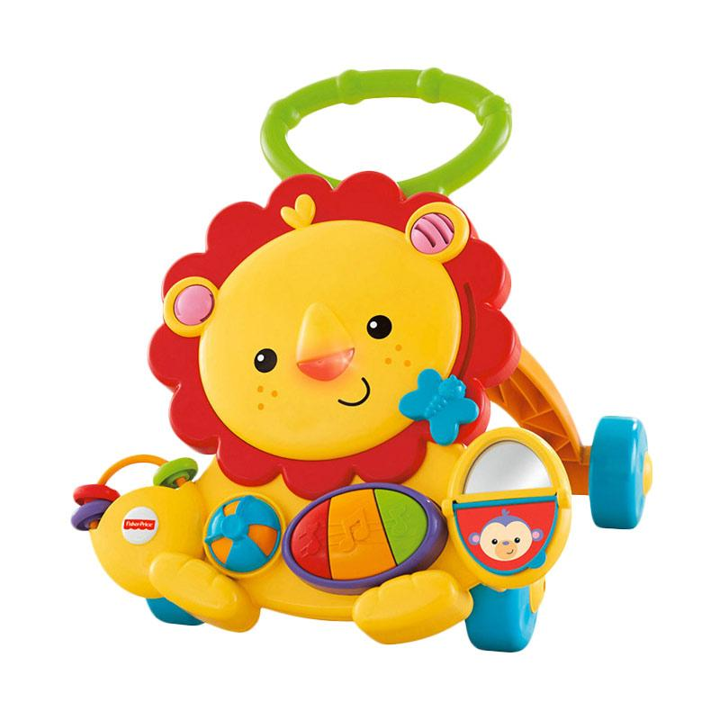 Fisher Price Lion Musical Baby Walker