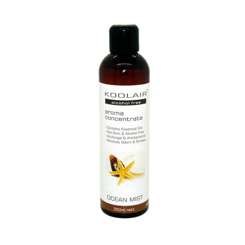KOOLAIR KA-205 Aroma Solution Oil Aromaterapi - Ocean mist [250 mL]