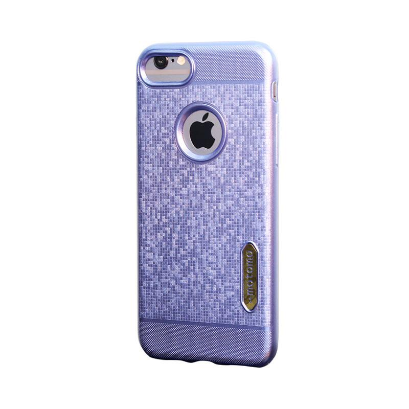 Motomo Softcase Casing for iPhone 7G - Blue
