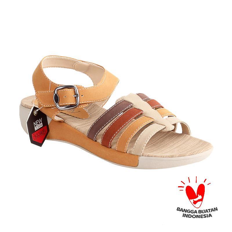 harga Blackkelly Tali Athena LTE 236 Sandal Wedges Blibli.com