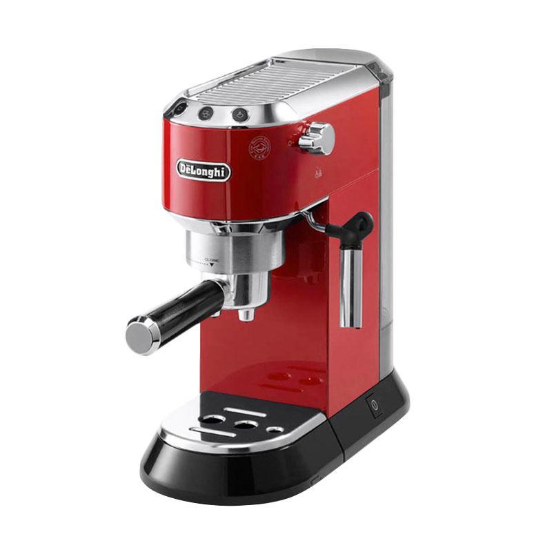 Delonghi Dedica EC 680-R Pump Espresso Machine