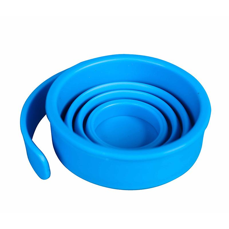 Savana Silicone Collapsible Cup with Handle