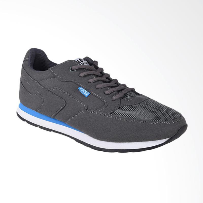 3Second Shoes Sepatu Pria - Grey 117031718