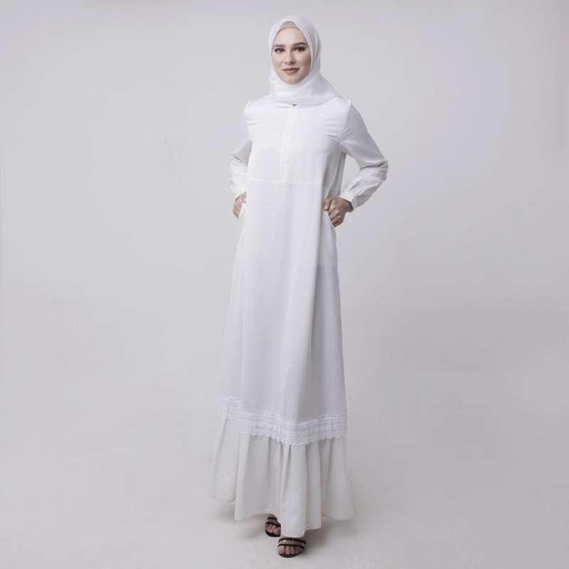 Jual Mysha Dress Others Gamis Putih Modern Gamis Putih Remaja Gamis Putih Terbaru Gamis Putih Size M L Xl Xxl Dress Putih Gamis Elegan Gamis Lebaran F50 Online Februari 2021 Blibli