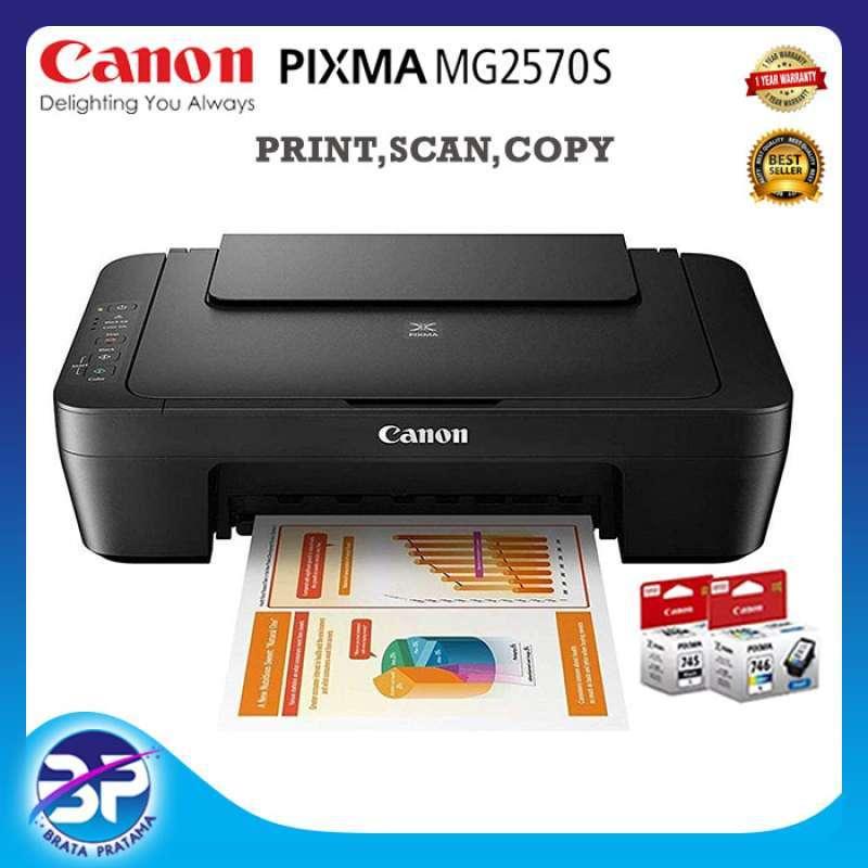 Canon Mg2570s All In One Printer Terbaru Agustus 2021 Harga Murah Kualitas Terjamin Blibli