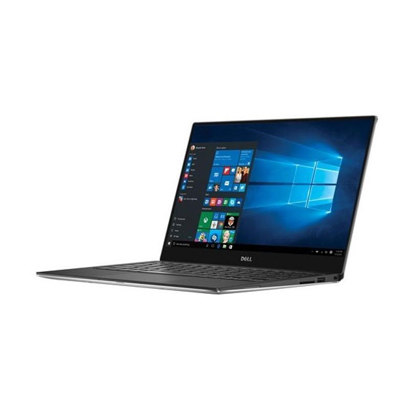 DELL XPS 13-6200U-8GB-128GB Infinity Display Notebook - Silver [i5-6200U/8 GB/128GB SSD/13.3 Inch FHD/Touch/Win10] - 9310014 , 16140798 , 337_16140798 , 12990000 , DELL-XPS-13-6200U-8GB-128GB-Infinity-Display-Notebook-Silver-i5-6200U-8-GB-128GB-SSD-13.3-Inch-FHD-Touch-Win10-337_16140798 , blibli.com , DELL XPS 13-6200U-8GB-128GB Infinity Display Notebook - Silver [