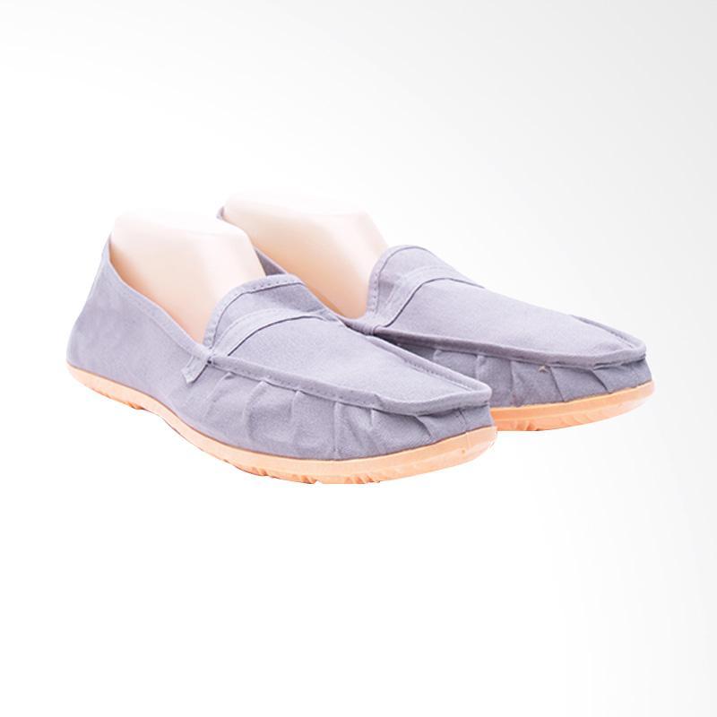 harga Dr.Kevin Men Casual Sepatu Pria - Grey 9306 Blibli.com