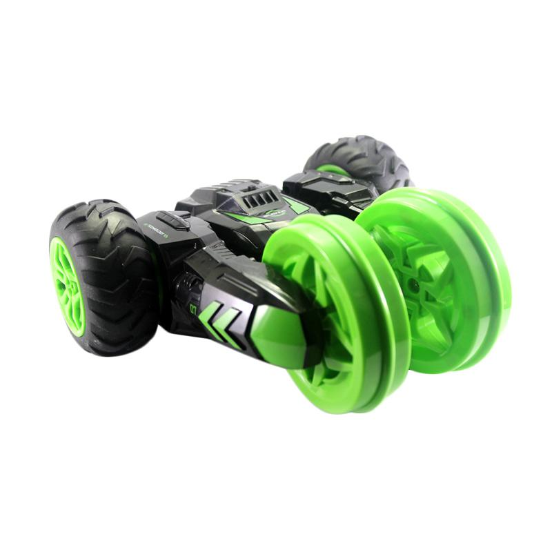 Vigos Fancy Stunt 2 Wheel Drive Mainan Remote Control