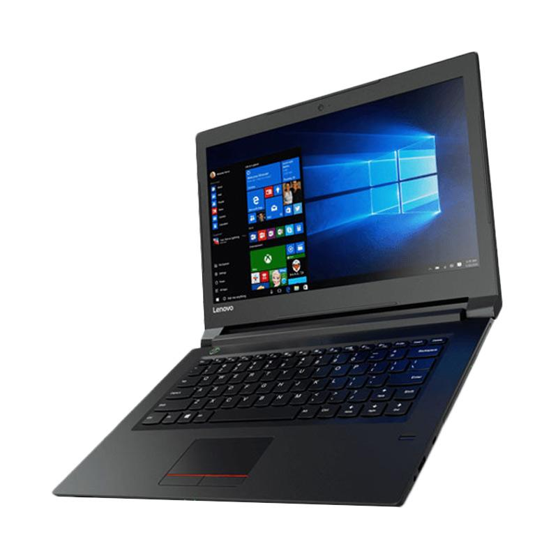 Lenovo V310-2RID Notebook - Black [Core i3-6006U/ 4GB/1TB/ 14 Inch/ Fingerprint / DOS] + ASURANSI