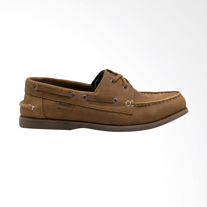 Tendencies Dockside Sepatu Pria - Tan