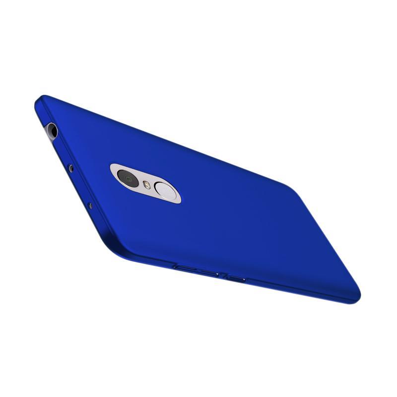 WEIKA Baby Skin Ultra Thin Hardcase Casing for Xiaomi Redmi Pro - Blue