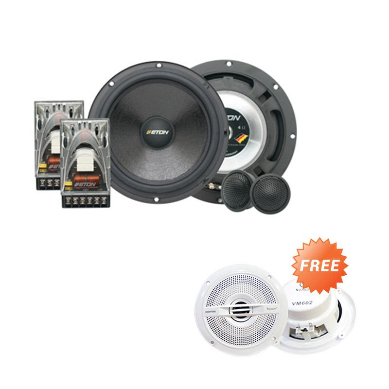 Kelebihan Kekurangan Eton Pro 170 Speaker Mobil + Free Speaker Coaxial Dan Harganya