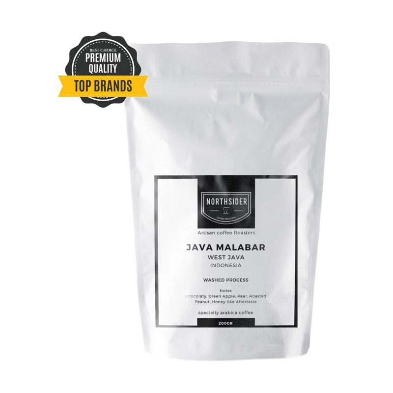 Northsider Java Malabar Arabica Specialty Coffee Washed Kopi