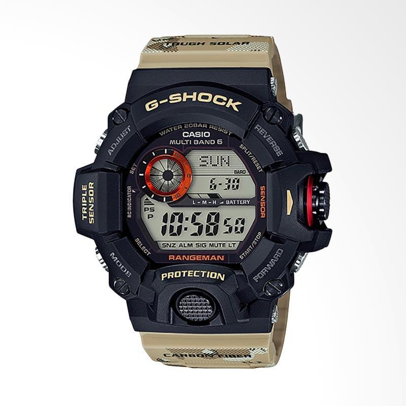 Casio G-Shock Rangeman Jam Tangan Pria GW-9400DCJ-1JF