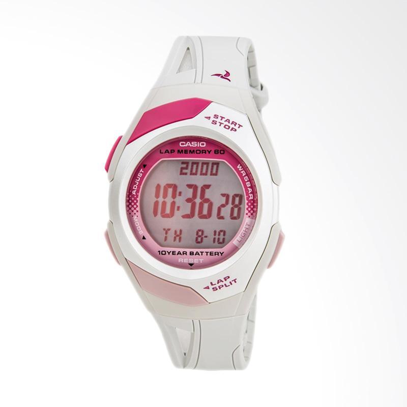 CASIO STR300-7 Runner Eco Friendly Digital Watch Jam Tangan Wanita