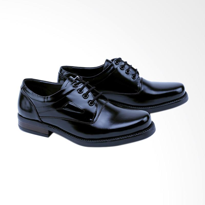 Garsel Sepatu Formal Pria -  Hitam GBI 0002
