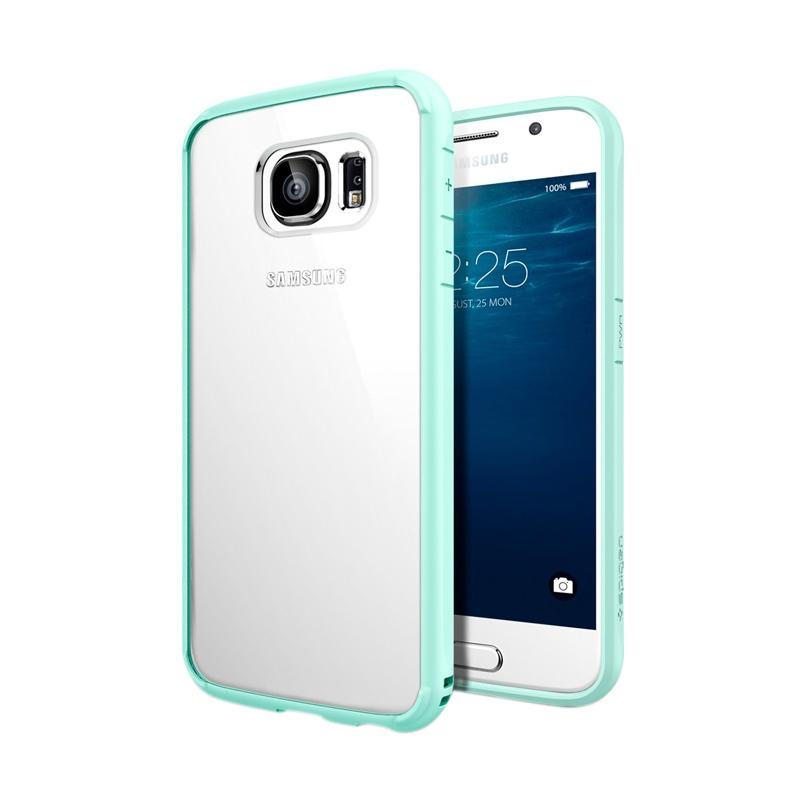 Spigen Ultra Hybrid Casing for Samsung Galaxy S6 2015 - Mint