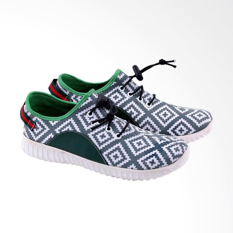 Garucci Sepatu Lari Wanita - Green GUS 7245