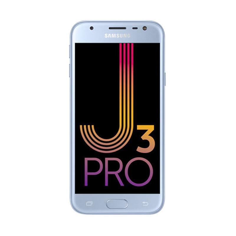Samsung Galaxy J3 Pro J330 Smartphone - Blue Silver [16GB/ 2GB]