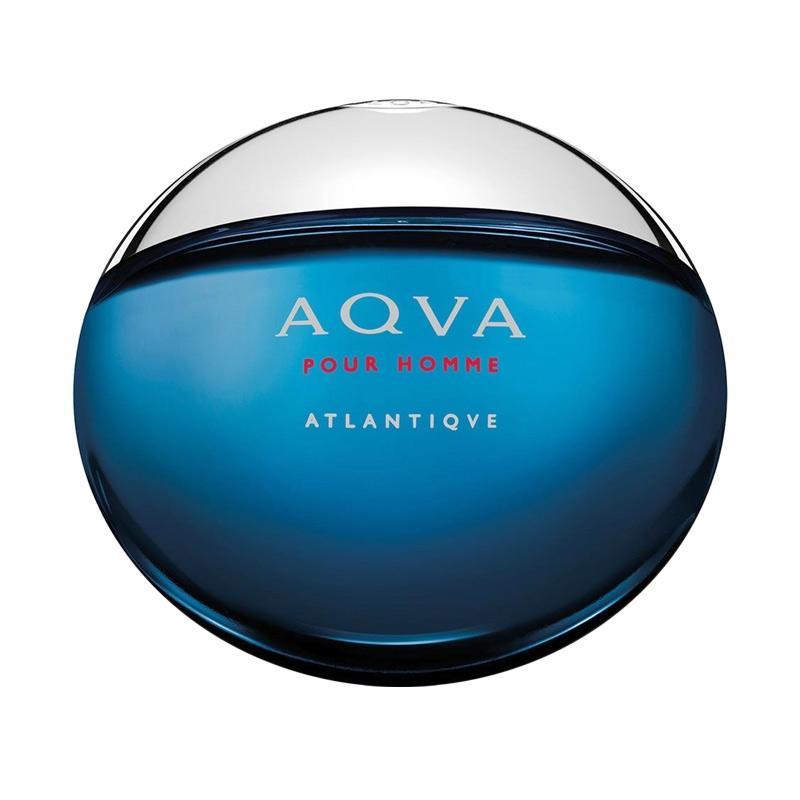 Bvlgari Aqva Atlantiqve For EDT Parfum Pria [100 mL]
