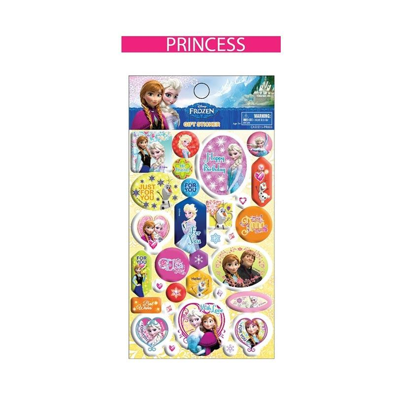 Something Sweet STK 155 CAS1015 PR003 Frozen Casting Just For You Sticker