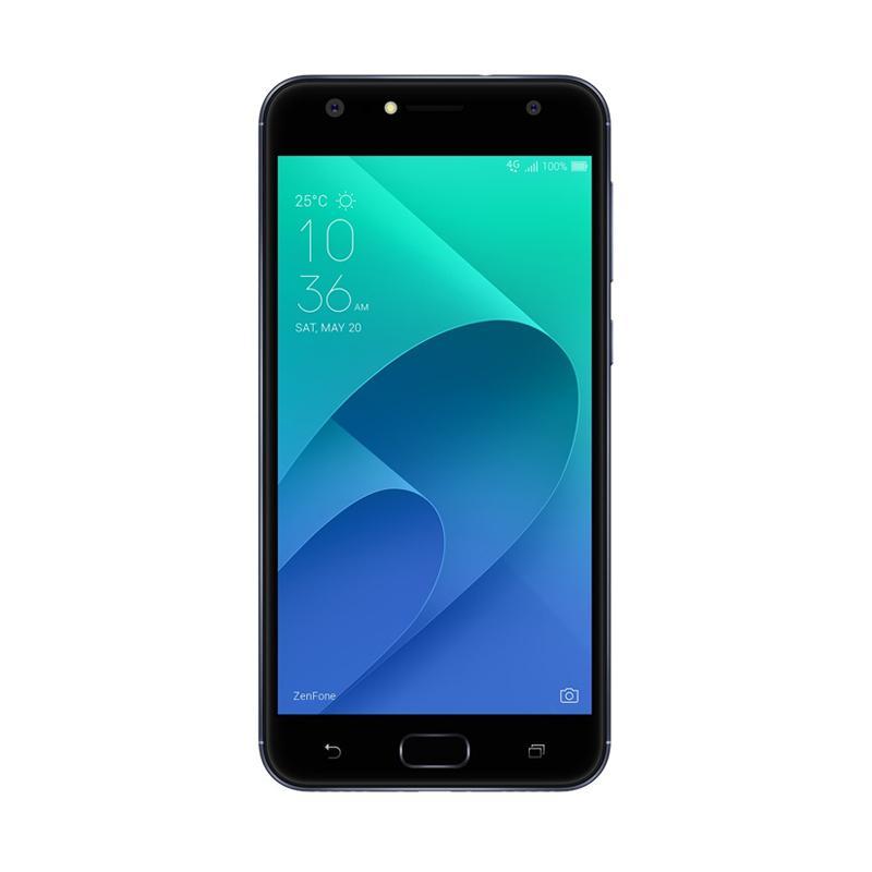 ASUS ZenFone 4 Selfie ZD553KL Smartphone - Deepsea Black [64 GB/4 GB]