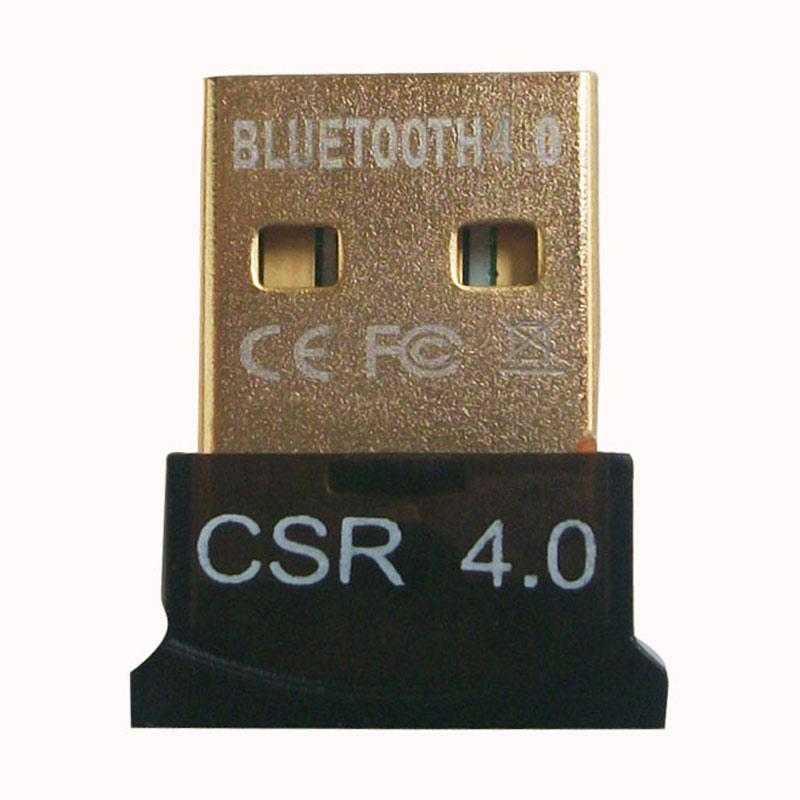 Doctor Bluetooth Versi 4.0 Mini USB - Hitam