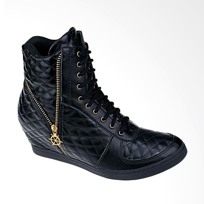 Syaqinah 130 Sepatu Boots Wanita