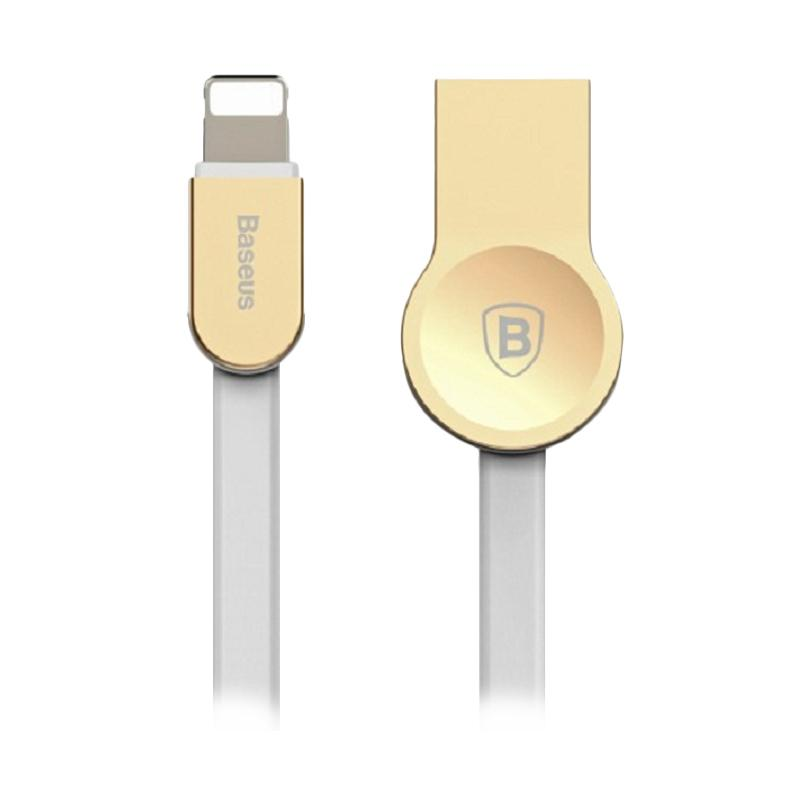 Baseus Keyble Zinc Alloy Lightning Kabel Data - Gold [1 m]