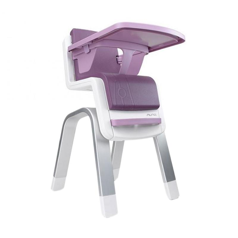 Nuna Zaaz Baby High Chair Kursi Makan Bayi - Plum