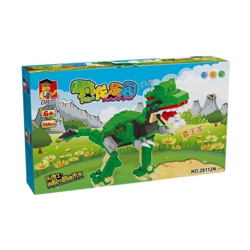 Dr LUCK Dinosaur Park 26112 Blocks & Stacking Toys