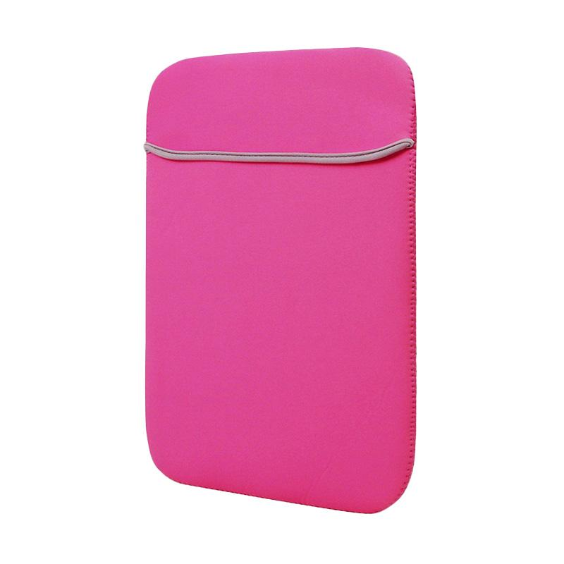 Cooltech Riversible Neoprene Softcase Tas Laptop 15 or 16 Inch - Pink