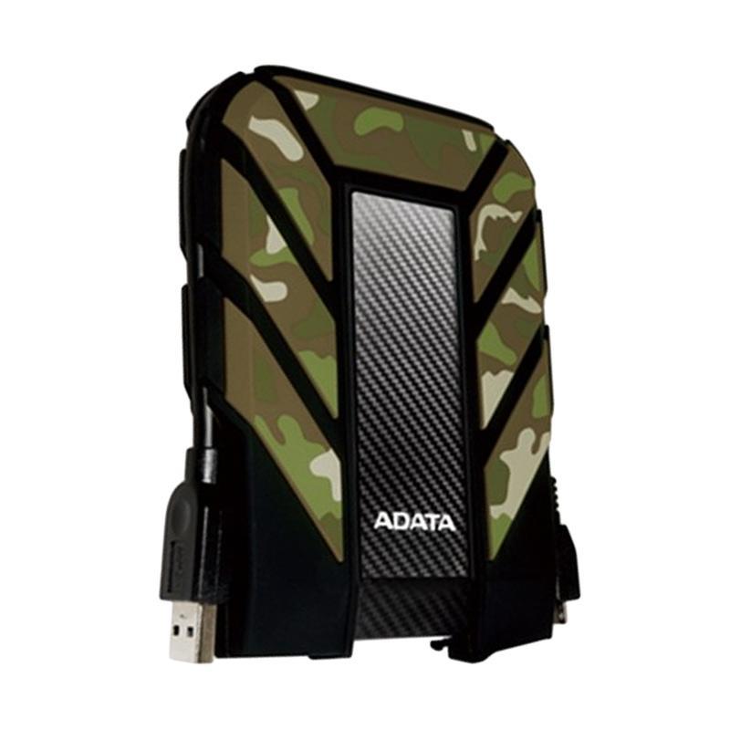 ADATA HD710M Hard Disk Eksternal [1 TB/ Waterproof/ Shock-Resistant/ Special Edition]