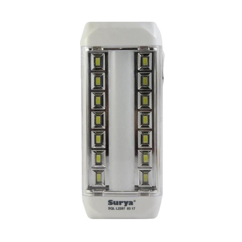 Surya SYT L2207 SMD Light LED Lampu Emergency - Putih