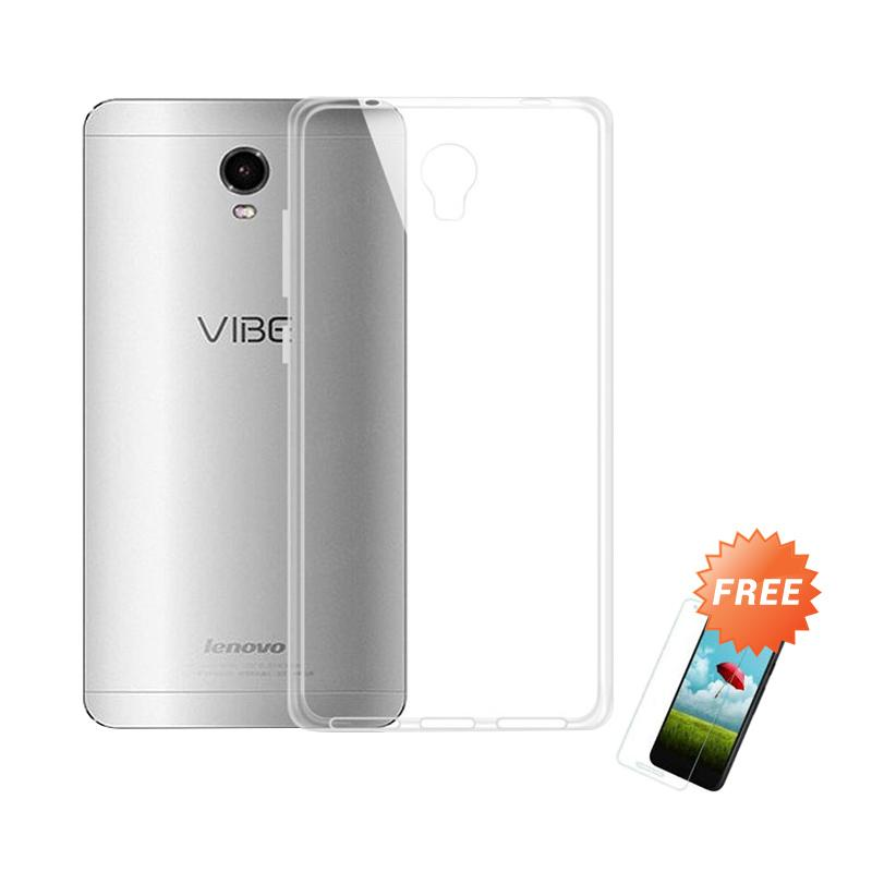 Jual OEM Crystal Hardcase Casing for Lenovo Vibe P1 Turbo - Clear ...