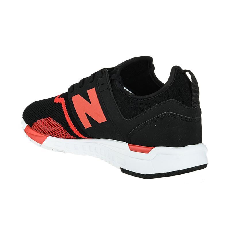 Jual New Balance Men Lifestyle 247 Sport Sepatu Olahraga Pria - Black   NEWMRL247GR  Online - Harga   Kualitas Terjamin  1bc1e0913b