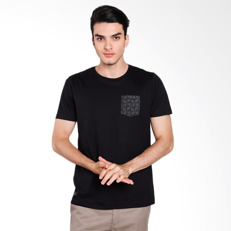 Famo 1001 Men T-shirt - Black