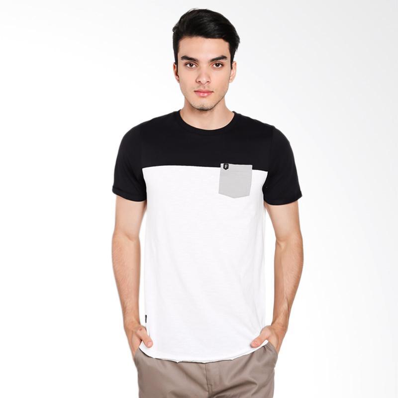 Famo 2512 Men T-shirt - Black