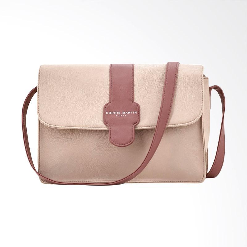 Sophie Paris Morina Bag Tas Selempang Wanita - Cream