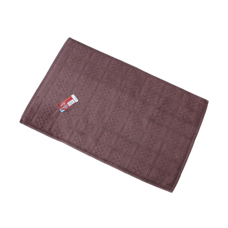 Merah Putih Handuk Keset - Coklat [45 x 65 cm]