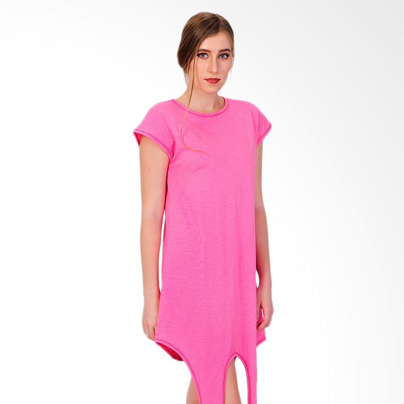 SJO & SIMPAPLY Stiller Women Mini Dress - Pink