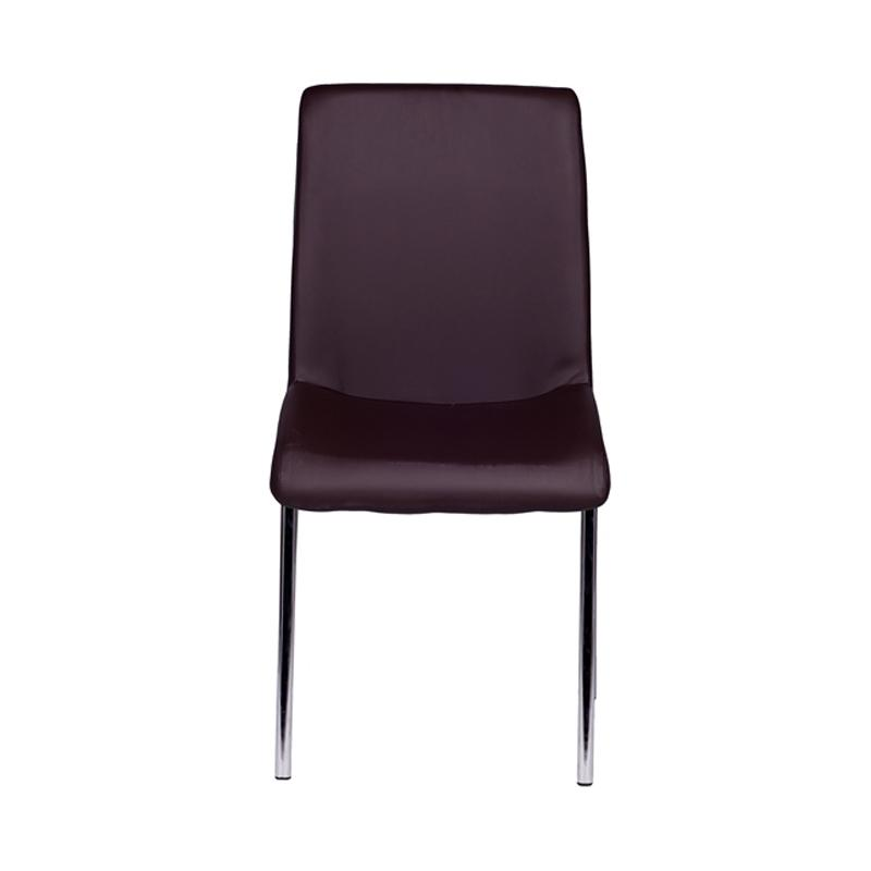 Thema Home 0000001169 DC Goldcoast Dining Chairs - Dark Brown