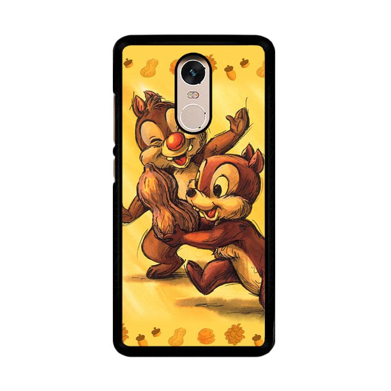 Flazzstore Chip N Dale Childhood Memories F0392 Custom Casing for Xiaomi Redmi Note 4 Note 4X Snapdragon Mediatek