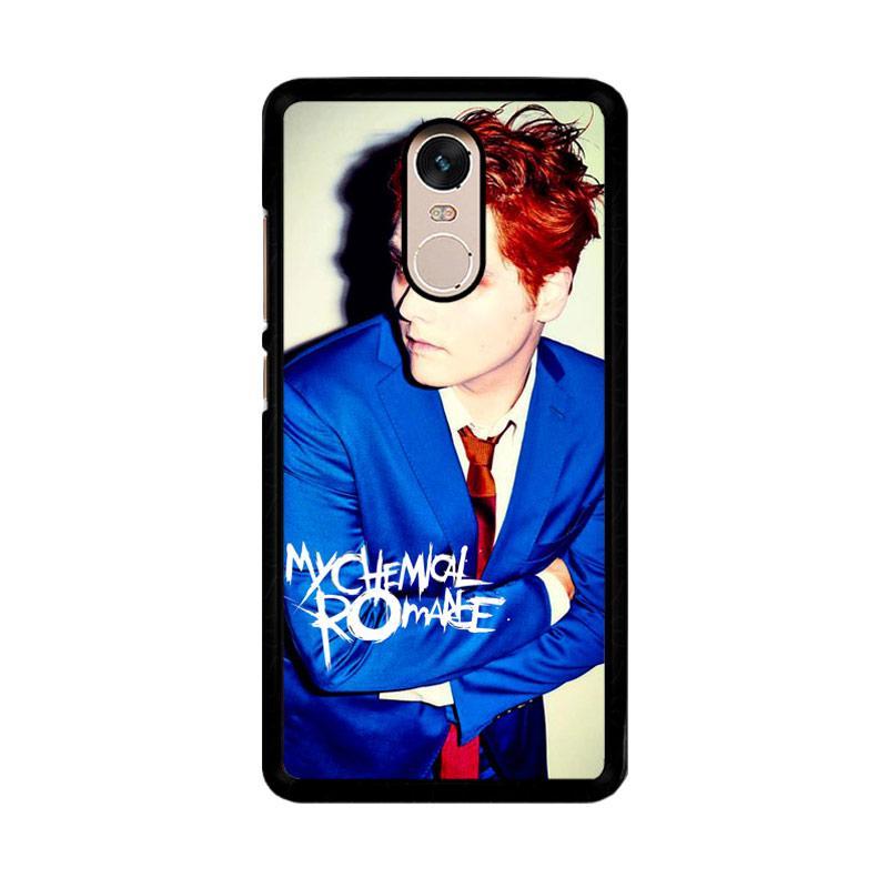 Flazzstore My Chemical Romance Gerard Z0266 Custom Casing for Xiaomi Redmi Note 4 or Note 4X Snapdragon Mediatek