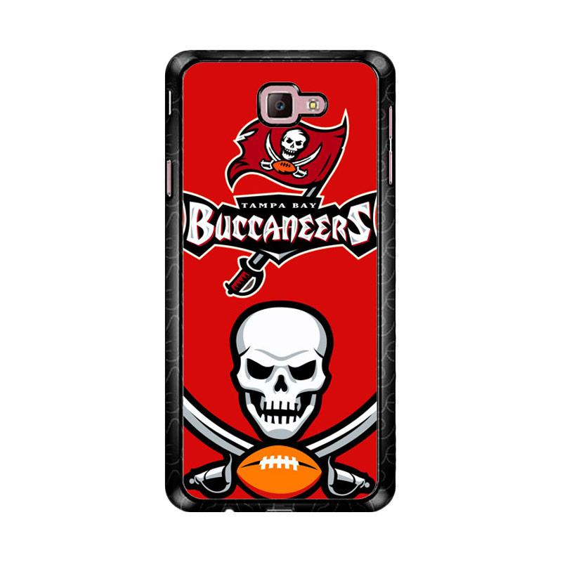 Flazzstore Tampa Bay Buccaneers Z3025 Custom Casing for Samsung Galaxy J7 Prime