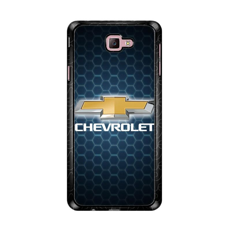 Flazzstore Chevrolet Logo Z3277 Custom Casing for Samsung Galaxy J7 Prime