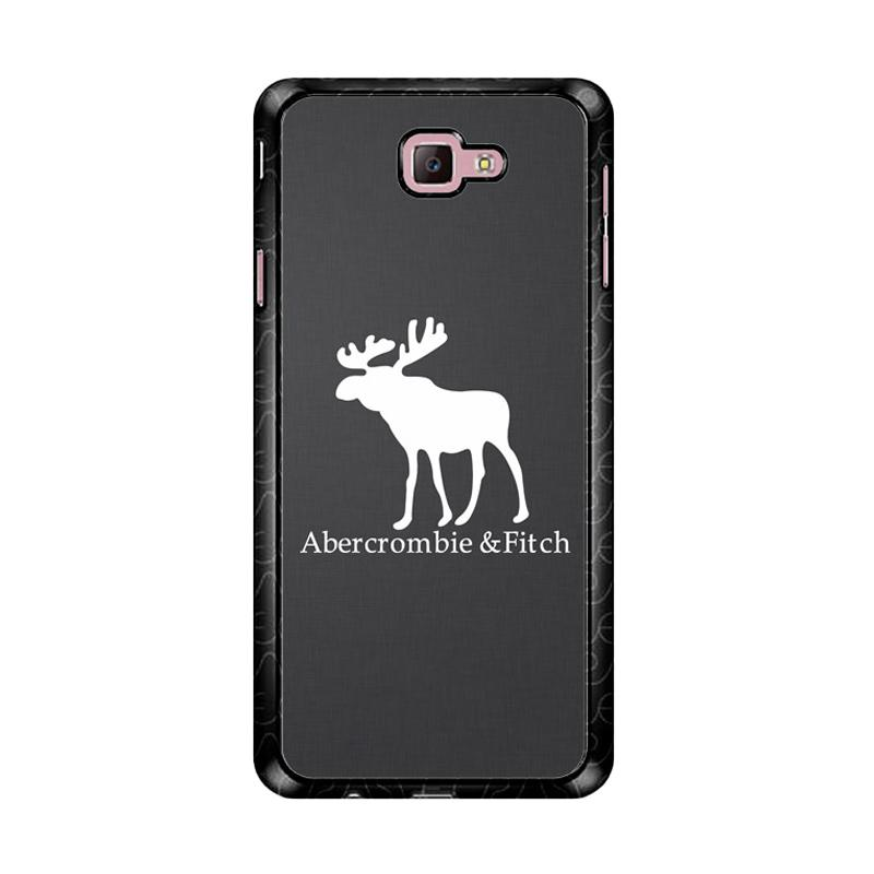 Flazzstore Abercrombie & Fitch Z3920 Custom Casing for Samsung Galaxy J7 Prime