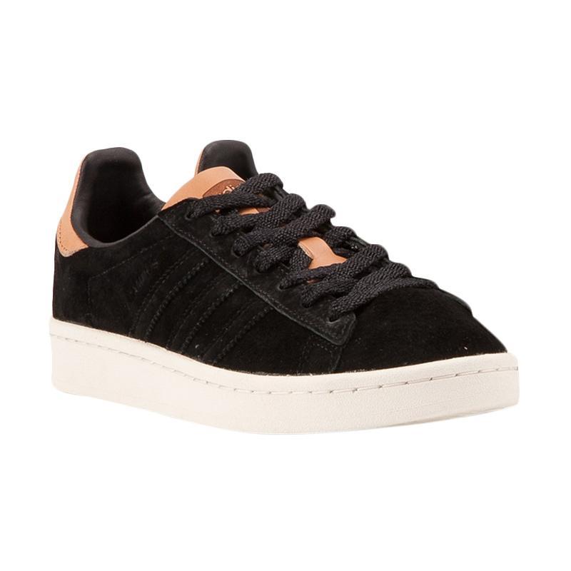 harga adidas Originals Campus Sepatu Olahraga Unisex - Brown Black [BB0030] Blibli.com