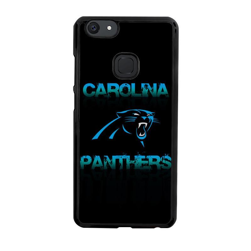 Flazzstore Carolina Panthers Logo Z4142 Custom Casing for Vivo V7 Plus